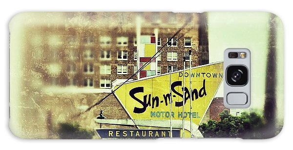 Sun-n-sand Sign Galaxy Case