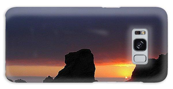 Sun Splendor Galaxy Case