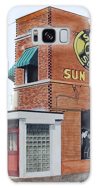 Sun Studio Galaxy Case by Ferrel Cordle