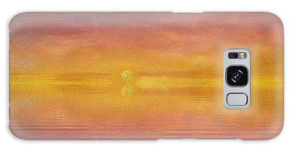 Sun Tapestry Galaxy Case