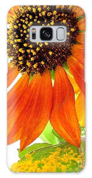 Sun Up Galaxy Case by Kathy Bassett