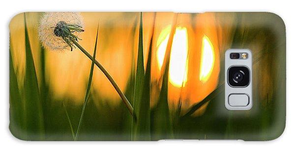 Flora Galaxy Case - Sunbathing by Ricky Siegers