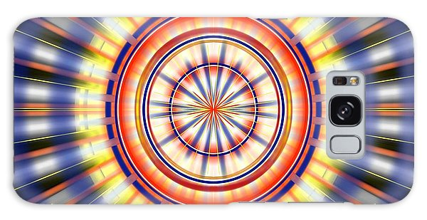 Sunburst Galaxy Case by Brian Johnson