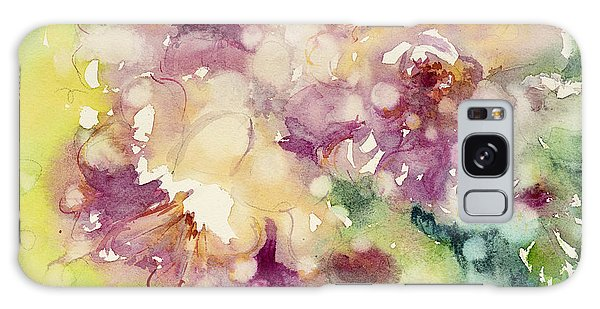 Sundappled Rose Galaxy Case