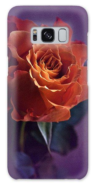 Sunday Rose  Galaxy Case