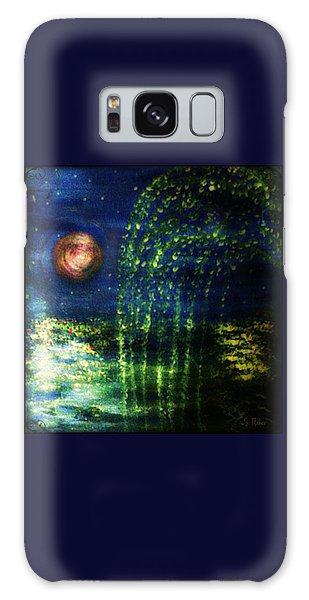Sunday Symphony  Galaxy Case by Sherry Flaker