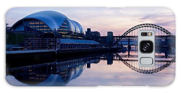 Sundown On The Tyne Galaxy Case