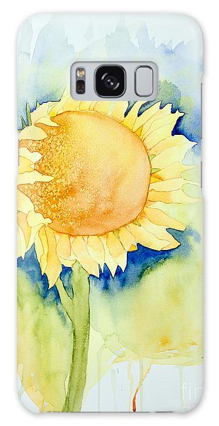 Sunflower 1 Galaxy Case