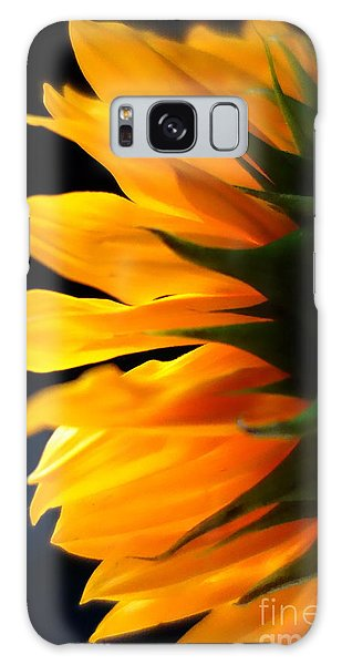 Sunflower 2 Galaxy Case