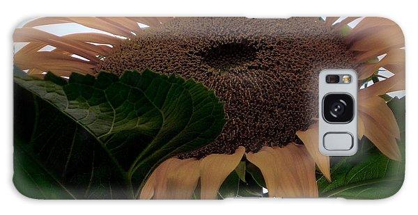 Sunflower 4 Galaxy Case