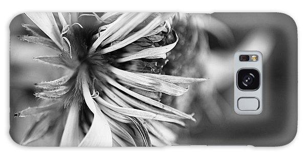 Sunflower Focus Galaxy Case