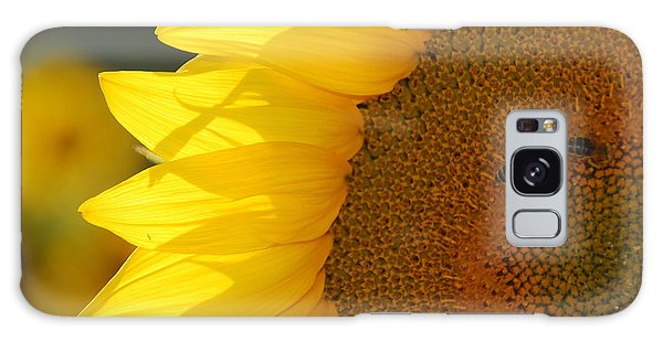 Sunflower Joy Galaxy Case