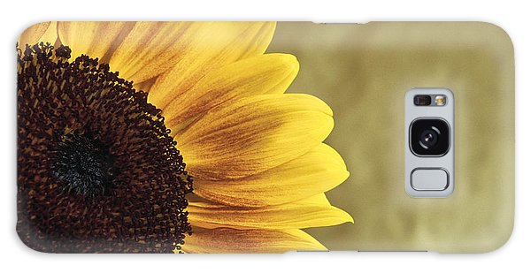 Sunflower Galaxy Case by Lana Enderle