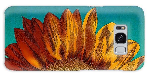 Sunflower Galaxy Case by Meg Shearer