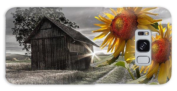 Sunflower Watch Galaxy Case