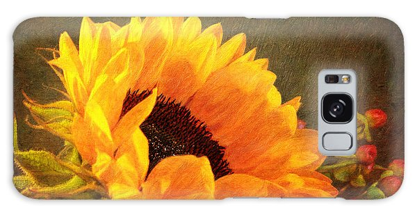 Sunflower - You Are My Sunshine Galaxy Case