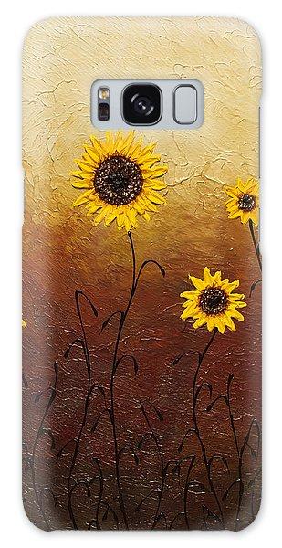 Sunflowers 1 Galaxy Case