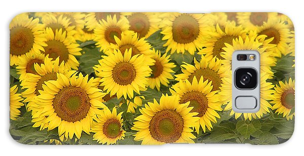 Sunflowers For Mom Galaxy Case