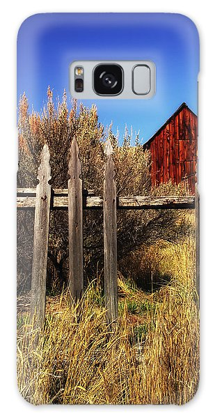 Sunglow Barn 2 Galaxy Case