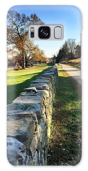 Sunken Road Galaxy Case