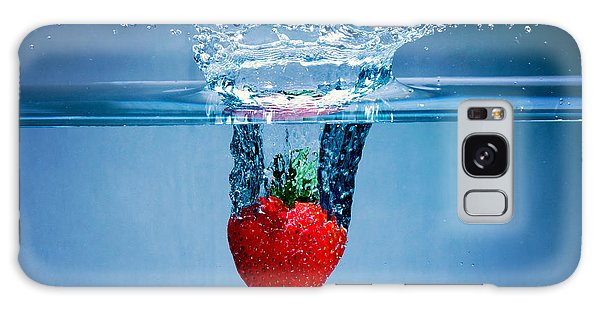 Sunken Strawberry Galaxy Case