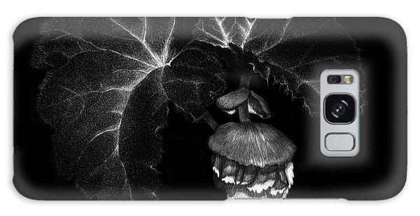 Sunlit Begonia Galaxy Case