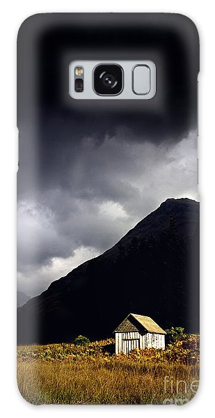 Abandoned Shack Galaxy Case