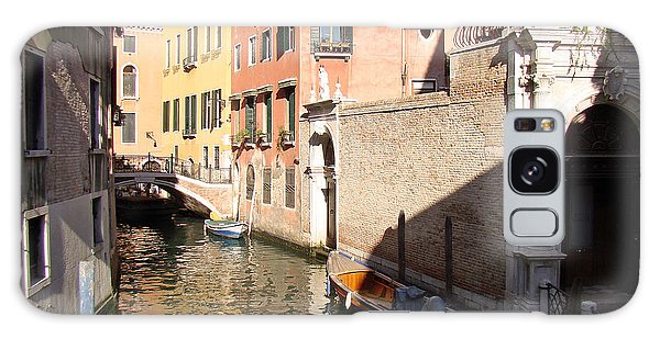 Venice Sunny Afternoon Galaxy Case