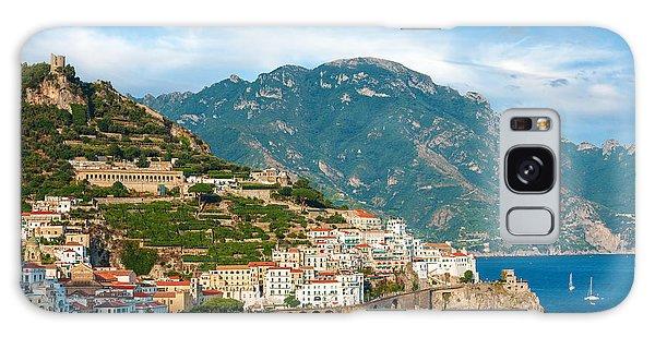 Sunny Amalfi City Galaxy Case