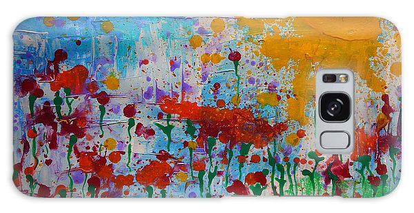 Sunny Day Galaxy Case by Jacqueline Athmann