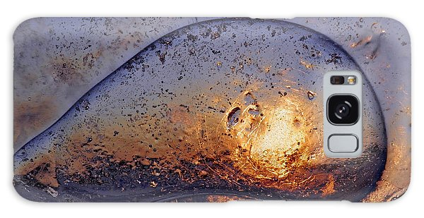 Sunny Evening Seascape Galaxy Case