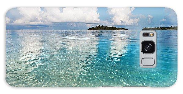 Sunny Invitation For  You. Maldives Galaxy Case