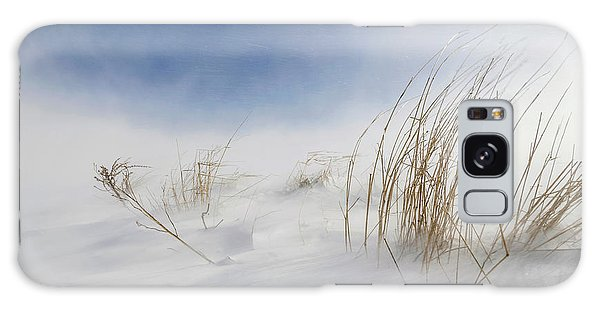 Ice Galaxy Case - Sunny Snowstorm by Carlo Tonti