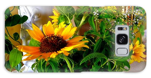 Sunny Sunshine  Galaxy Case