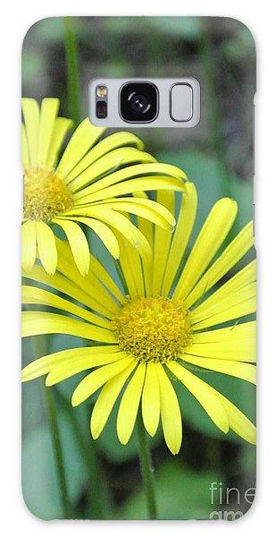 Sunny Yellow 2 Galaxy Case
