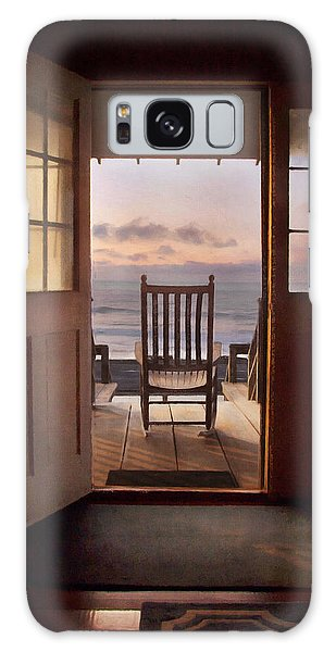 Sunrise- A Front Row Seat Galaxy Case