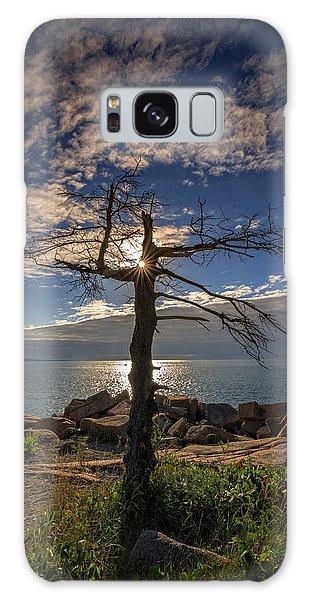 Otter Rock Galaxy Case - Sunrise Acadia by Rick Berk