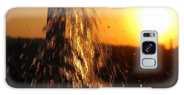 Buy Art Online Galaxy Case - Sunrise  by Alexandros Daskalakis