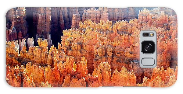 Sunrise At Bryce Canyon Galaxy Case