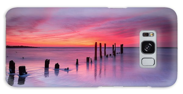 Sunrise At Deal Nj Galaxy Case