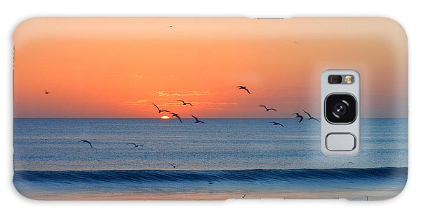 Sunrise At Indialantic Galaxy Case by Kay Gilley