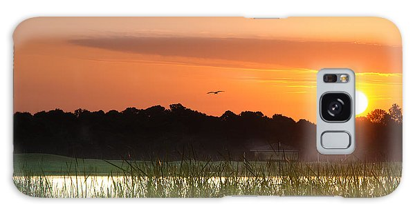 Sunrise At Lakewood Ranch Florida Galaxy Case