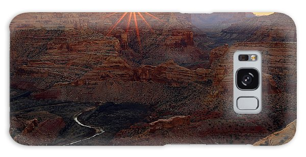 Chasm Galaxy Case - Sunrise At The Wedge by Johnny Adolphson