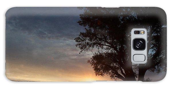 Sunrise Awaited Galaxy Case by Shirley Heier
