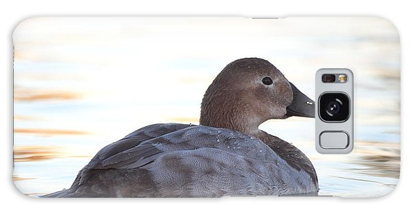 Sunrise Canvasback Galaxy Case