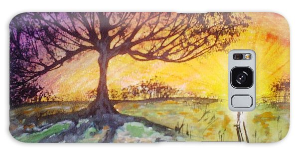 Sunrise Galaxy Case by Douglas Beatenhead