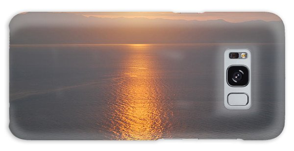 Sunrise Erikousa 1 Galaxy Case
