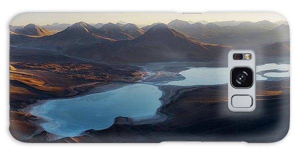 Layers Galaxy Case - Sunrise In Atakama by Rostovskiy Anton