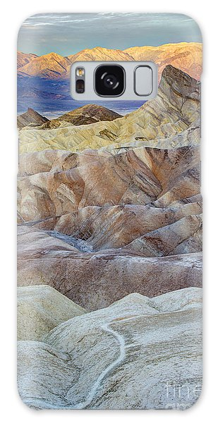 Contour Galaxy Case - Sunrise In Death Valley by Juli Scalzi