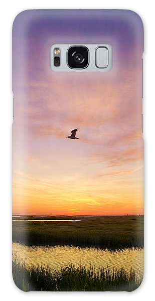 Sunrise In Jersey 5 Galaxy Case